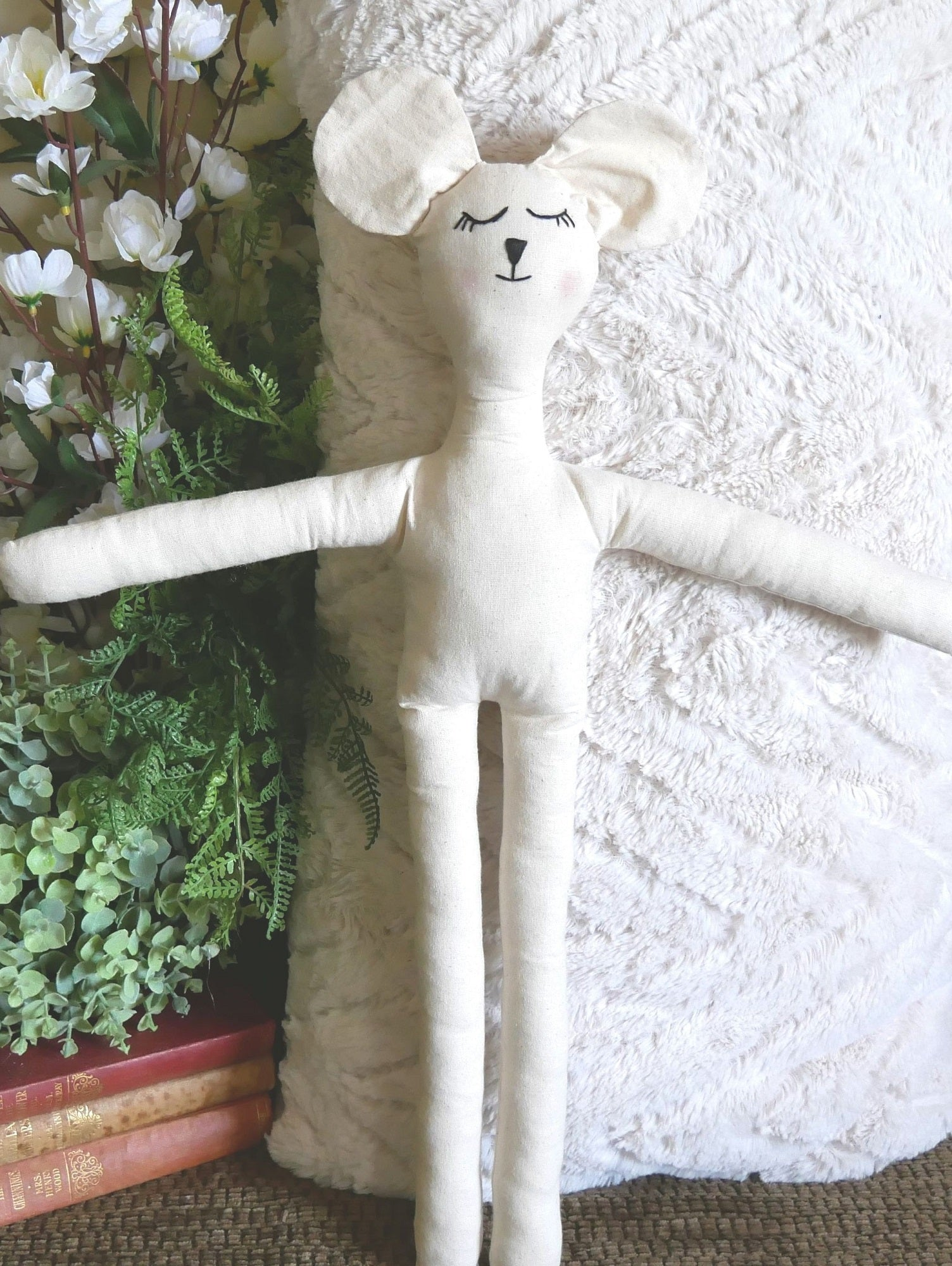 Mouse-Fabric-Rag-Doll-Nchanted-Gifts