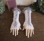 Load image into Gallery viewer, Corset-Fingerless-Gloves-Nchanted-Gifts