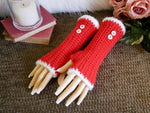 Load image into Gallery viewer, Christmas-Fingerless-Gloves-Nchanted-Gifts