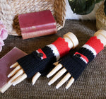 Load image into Gallery viewer, AFL-Buckle-Wrist-Warmers-Nchanted-Gifts