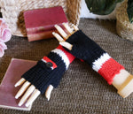 Load image into Gallery viewer, AFL-Childrens-Fingerless-Gloves-Nchanted-Gifts