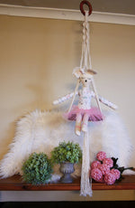 Load image into Gallery viewer, Ballerina-Doll-Swing-Set-Nchanted-Gifts