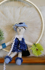 Load image into Gallery viewer, Cat-Fabric-Doll-Nchanted-Gifts