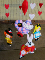 Load image into Gallery viewer, Baby-Mobile-Alice-in-Wonderland-Nchanted-Gifts