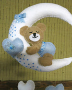 Load image into Gallery viewer, Teddy-Baby-Mobile-Nchanted-Gifts