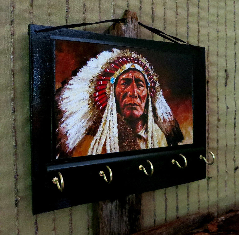 American-Indian-Entryway-Organizer-Nchanted Gifts
