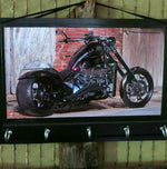 Load image into Gallery viewer, Victory-Motor-Bike-Key-Rack-Nchanted-Gifts