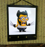 Load image into Gallery viewer, Key-Rack-Wolverine-Minion-Nchanted-Gifts