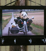 Load image into Gallery viewer, Panda-Key-Rack-Organizer-Nchanted-Gifts