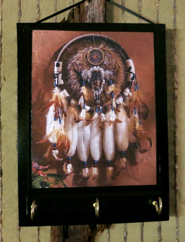 American-Indian-Dream-Catcher-Print-Nchanted-Gifts