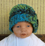 Load image into Gallery viewer, Children's-Crochet-Bucket-Hat-Nchanted-Gifts