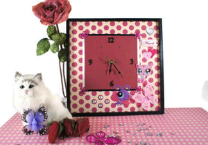 Girls-Bedroom-Wall-Clock-Nchanted-Gifts