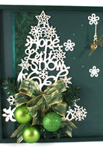 Load image into Gallery viewer, Christmas-Tree-Wall-Clock-Nchanted-Gifts