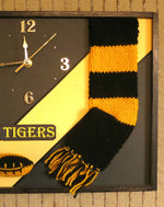 Load image into Gallery viewer, Richmond-AFL-Football-Wall-Clock-Nchanted-Gifts