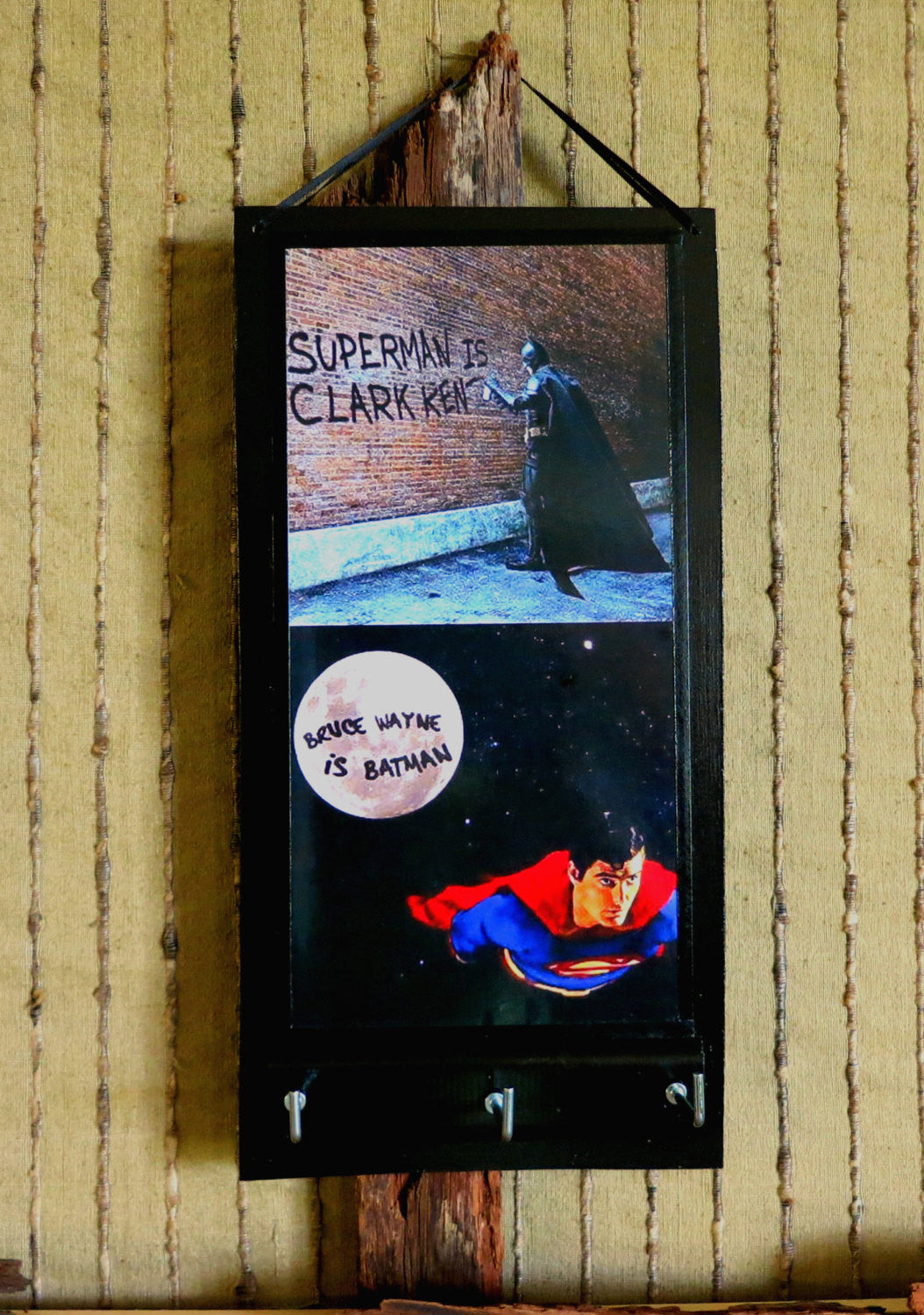 Superman-Batman-Key-Rack-Nchanted-Gifts