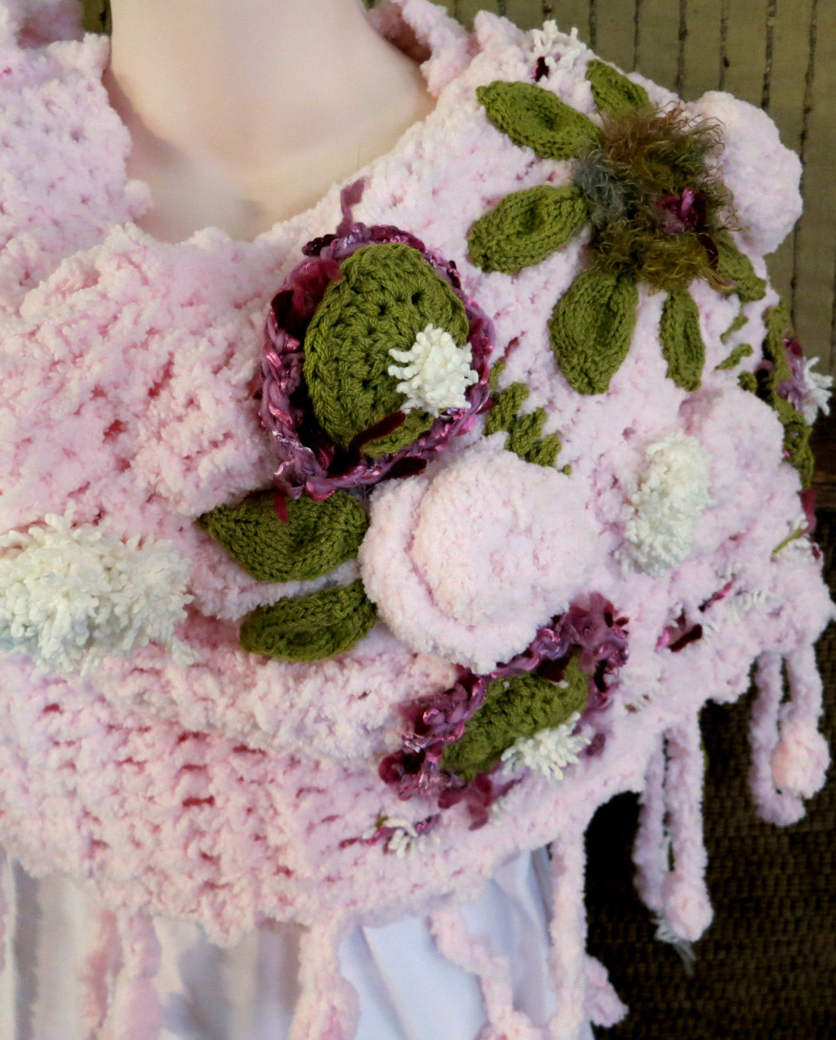 Handmade-Wool-Flower-Shawl-Nchanted-Gifts