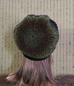 Load image into Gallery viewer, Boho-Wool-Slouchy-Hat-Nchanted-Gifts
