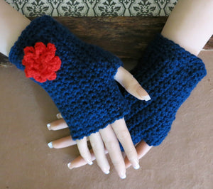 Flower-Wrist-Warmers-Nchanted-Gifts