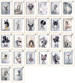 Load image into Gallery viewer, Rabbit-Nursery-Prints-Nchanted-Gifts
