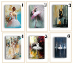 Load image into Gallery viewer, Ballerina-Wall-Prints-Nchanted-Gifts