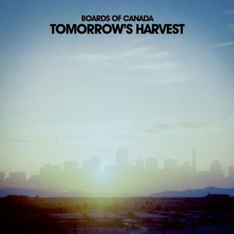 Boards of Canada - Tomorrow's Harvest (Gatefold 2xLP)