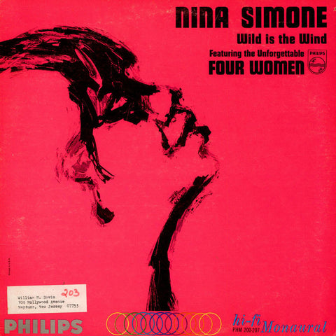 Nina Simone - Wild Is The Wind (LP)