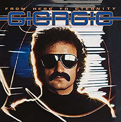 Giorgio Moroder - From Here To Eternity (Ltd Blue LP)