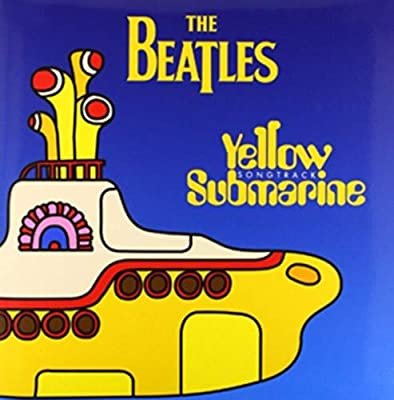 The Beatles - Yellow Submarine Songtrack (Gatefold LP)