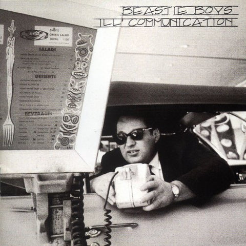 Beastie Boys - ill Communication (Gatefold 2xLP)