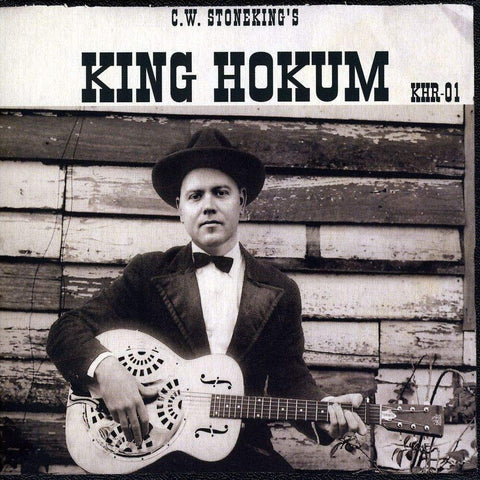 C.W. Stoneking- King Hokum (LP)