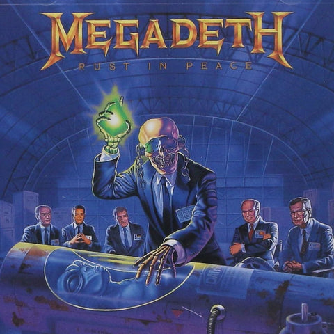 Megadeth - Rust In Peace (LP)