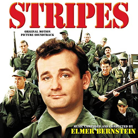 Stripes - OST (LP)