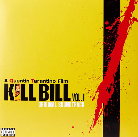 Kill Bill Vol. 1 - Original Soundtrack (LP)