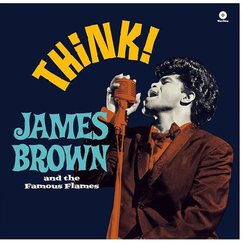 James Brown & The Famous Flames - Think! (LP)