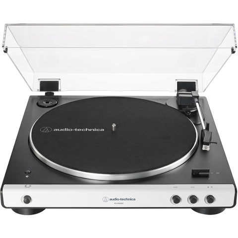Audio Technica AT-LP60XBT Fully Automatic Bluetooth Belt-Drive Stereo Turntable
