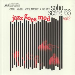 Soho Scene '66 - Jazz Goes Mod Vol. 2 (LP) RSD 2020