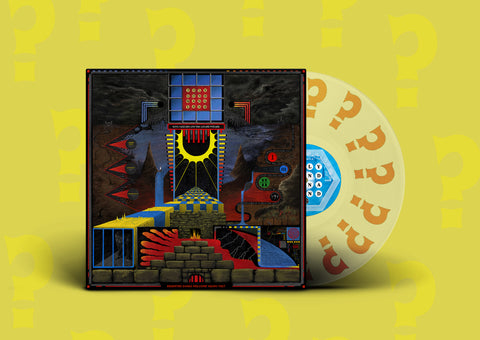King Gizzard & The Lizard Wizard - Polygondwanaland - **Rhubarb Records & XVinylX edition** Vinyl Pre-order