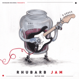 'Rhubarb Jam - Batch One' Now Available! **SOLD OUT**