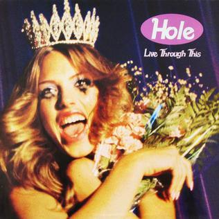 Hole - Live Through This (LP)