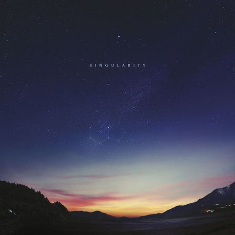 Jon Hopkins - Singularity (2xLP Gatefold)