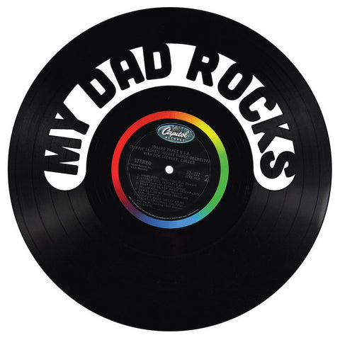 Rhubarb Records - Father's Day Gift Card