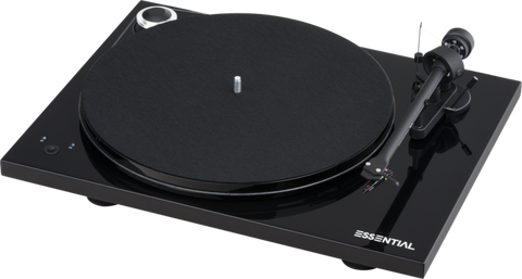 Pro-Ject Essential III RecordMaster with Ortofon OM10 Cartridge