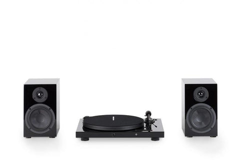 Pro-Ject Juke Box E & Speaker Box 5 Hi-Fi Set