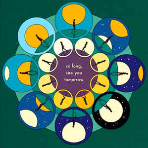 Bombay Bicycle Club - So Long, See You Tomorrow (LP)