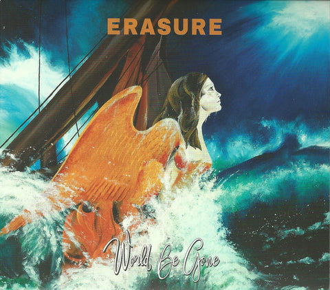 Erasure - World Be Gone (LP)
