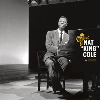 Nat King Cole - The Swingin' Side of Nat King Cole (LP)
