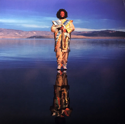 Kamasi Washington - Heaven And Earth (Deluxe 5xLP Box Set)