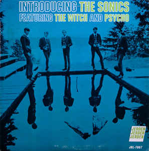 The Sonics - Introducing The Sonics (LP)
