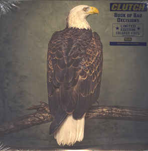 Clutch - Book Of Bad Decisions (Gatefold, 2xLP)