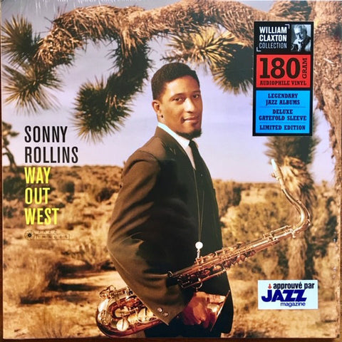 Sonny Rollins - Way Out West (Gatefold LP)